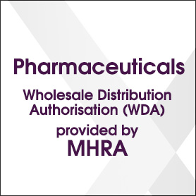 We did it! We're MHRA approved!