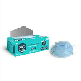 Type IIR Certified Fluid Resistant Disposable Medical Face Mask x50