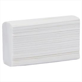 Northwood Z-Fold Hand Towels White 15 x 150 Sheets