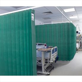 Marlux Universal Anti-Bac Disposable Curtains