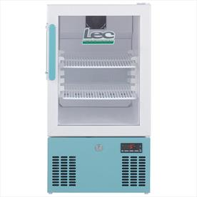 Lec PEGR41UK 41L Pharmacy Refrigerator - Glass Door