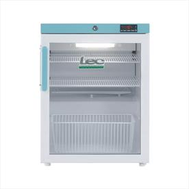 Lec PEGR82UK 82L Pharmacy Refrigerator - Glass Door