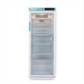 Lec Control Plus PPGR273UK 273L Pharmacy Refrigerator with Glass Door
