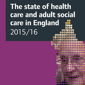 The CQC State of Care 2015/16 – Key Findings