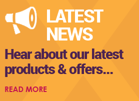 Latest News - Hear about our latest products & offers