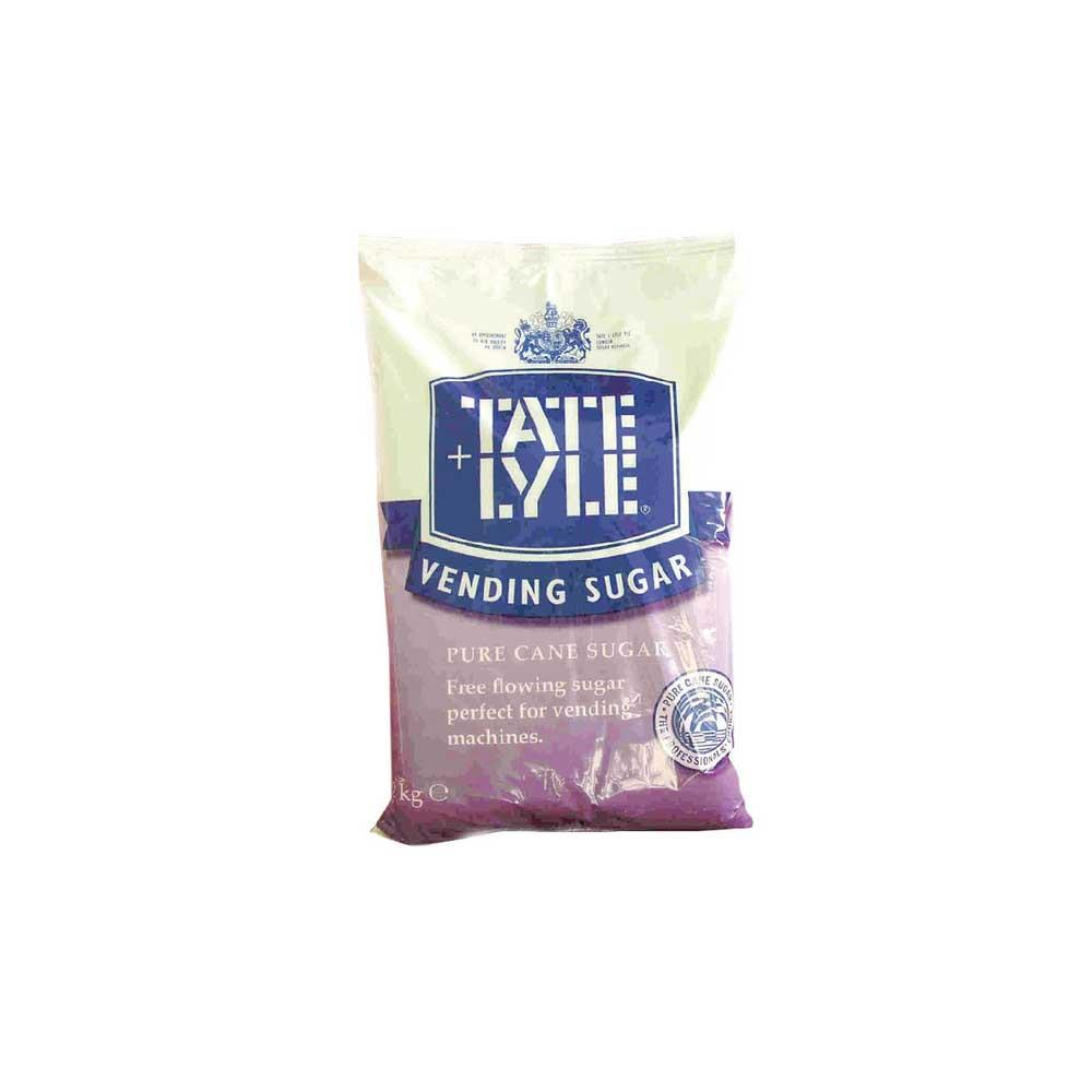 Tate and Lyle Vending Sugar White 2Kg