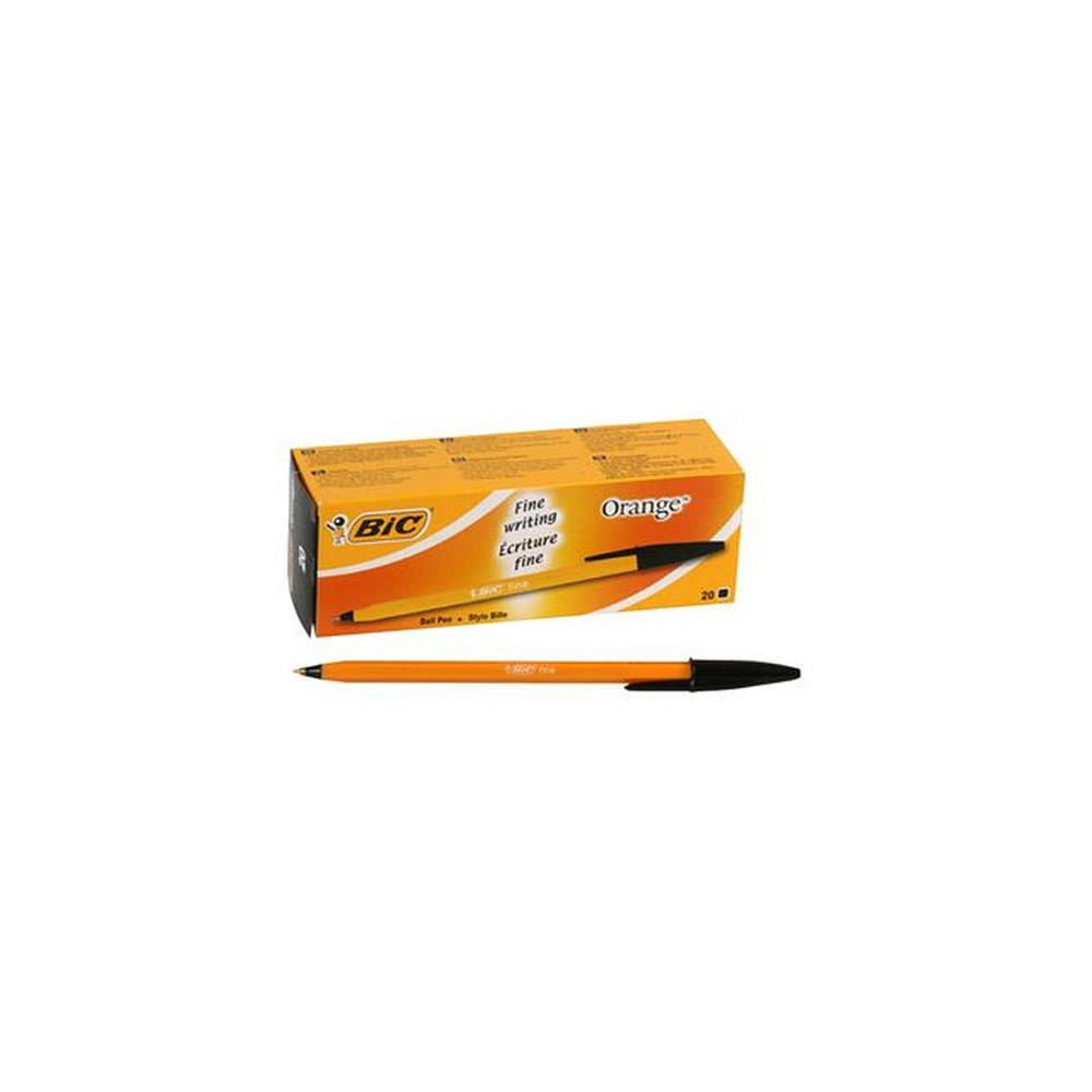 Bic Fine Ball Point Pen Black