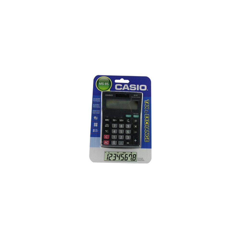 Casio Desktop Calculator 8Digit MS-8TV