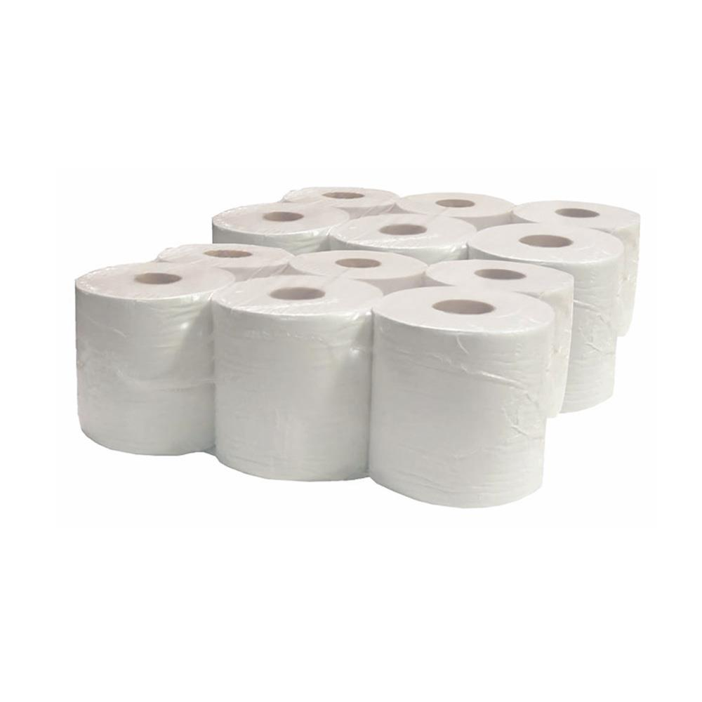Centrefeed Roll - Mini Budget - 2ply x 12