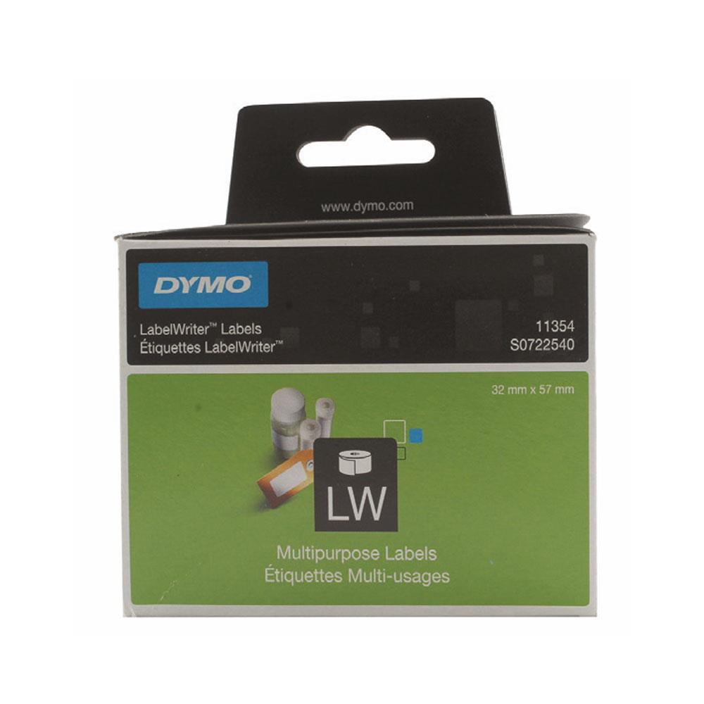 Dymo MultiPurpose Labels 54 x 25mm x 500