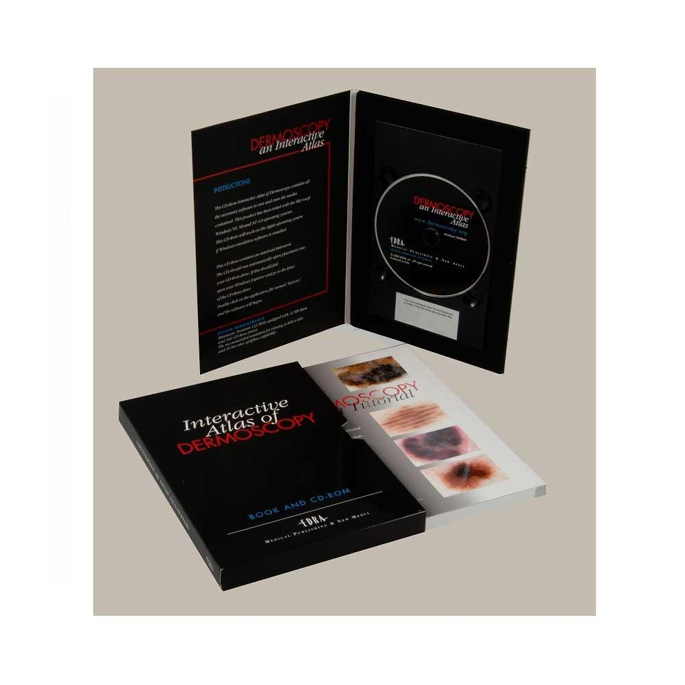 DermLite Accessories Dermoscopy - The Essentials Guide Book