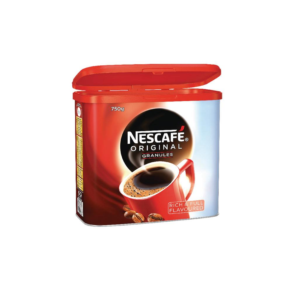 Nescafe Original Coffee Granules - 750g