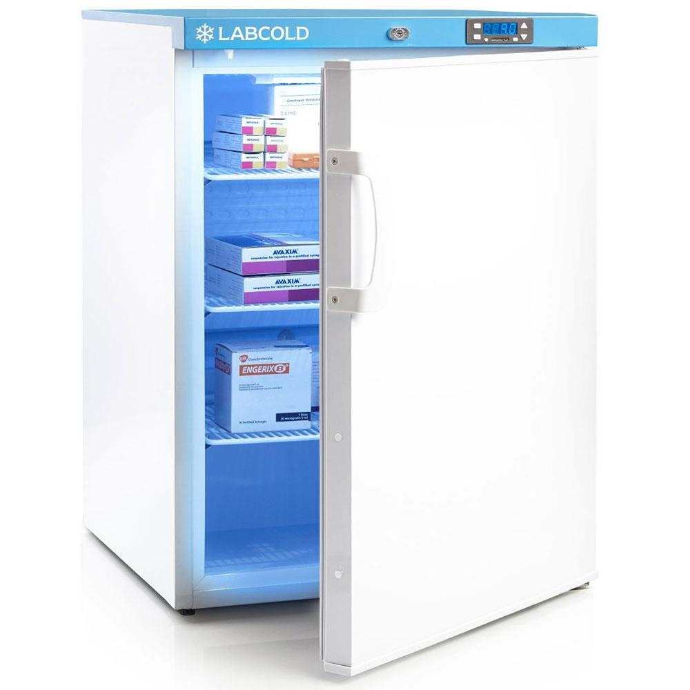 Labcold RLDF0510/RLDG0510 Pharmacy Fridges Solid Door - 150 Litres
