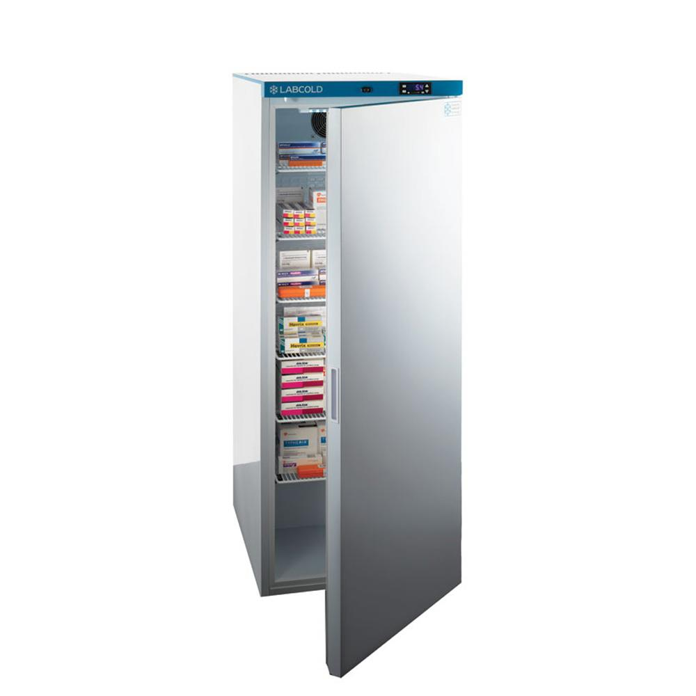 Labcold RLDF1010/RLDG1010 Pharmacy Fridges Solid Door - 300 Litres