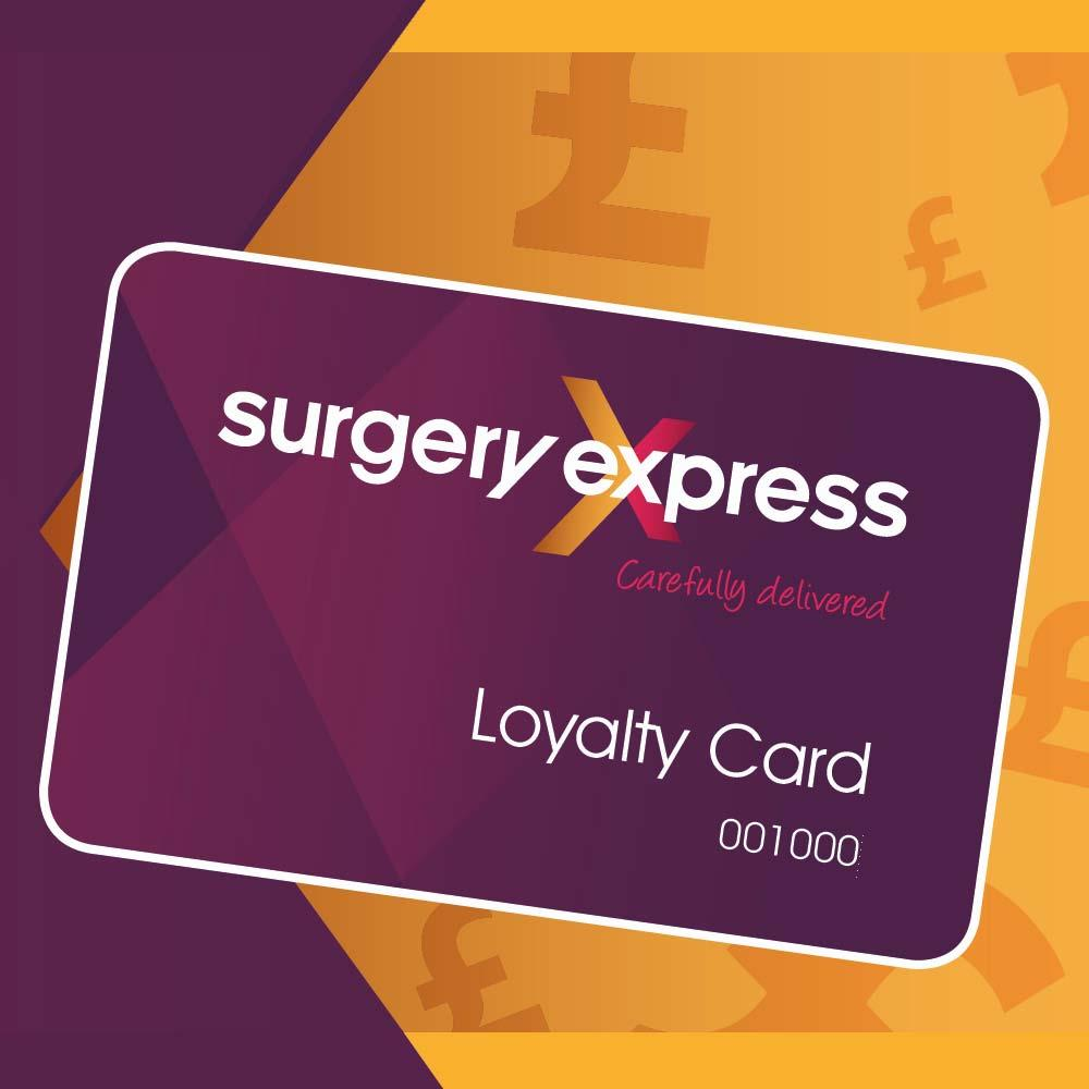 Loyalty Points Card