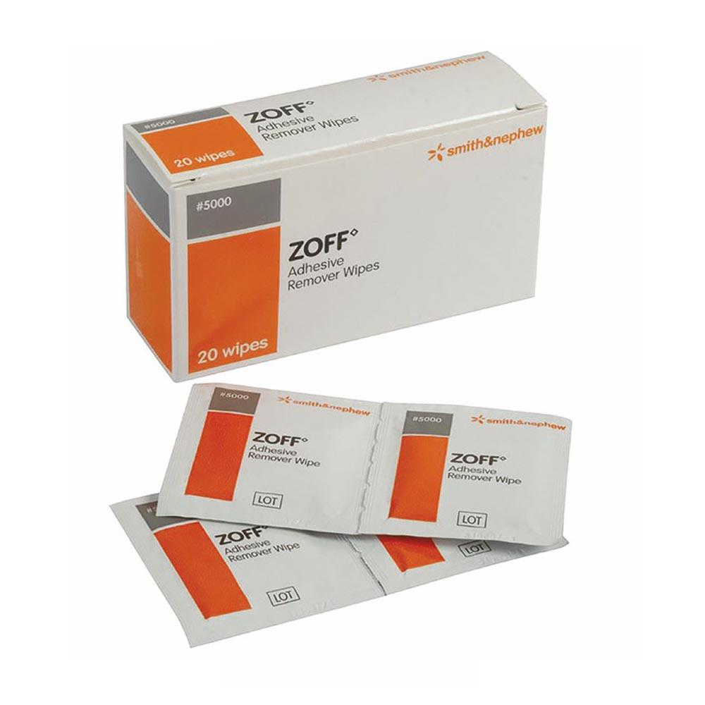 Zoff Adhesive Remover x 20