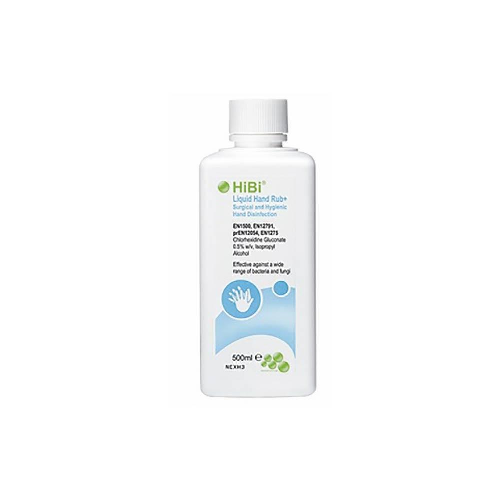 HiBi Liquid Hand Rub - 500ml