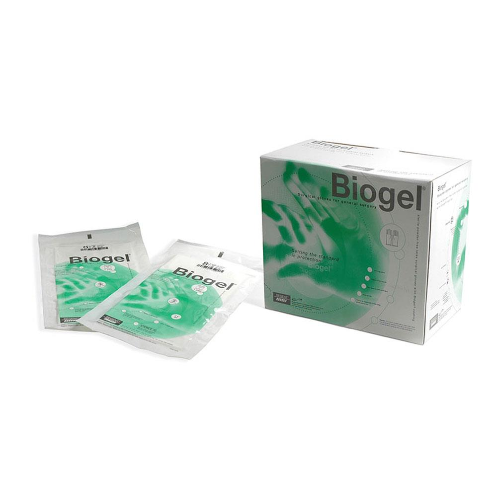 Surgical Sterile Latex Gloves - Biogel Size 5.5 x 50 Pairs