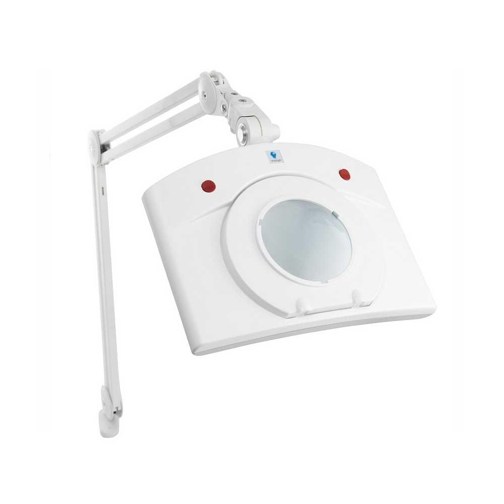 Diagnostics Slimline Magnifying Lamp c/w Wall Bracket