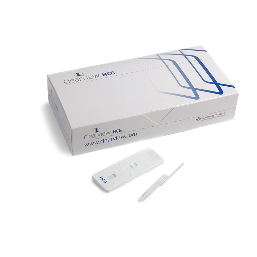 Clearview hCG II Pregnancy Test x 20