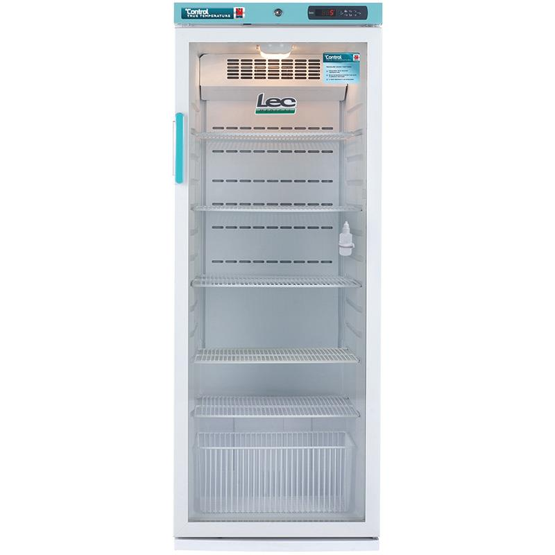 Lec PSRC273UK/PGRC273UK Pharmacy Fridges Solid Door - 273 Litres