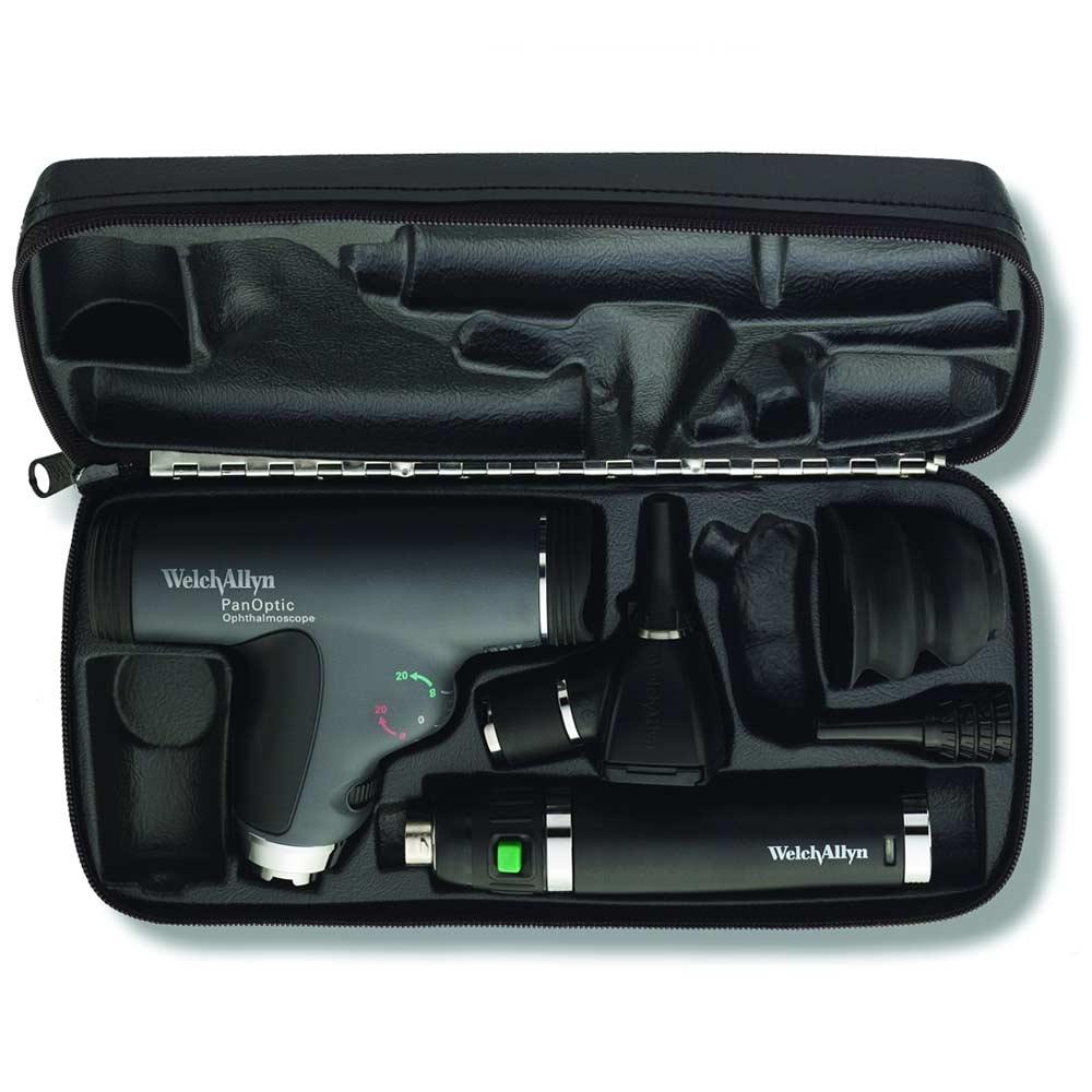 Welch Allyn 3.5v PanOptic Elite Set with Lithium