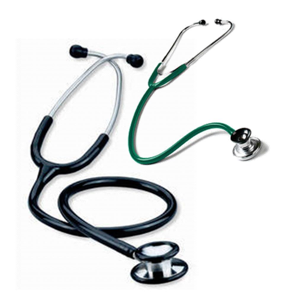 Tytan Professional Series 400 Cardiology Stethoscopes Hunter Green