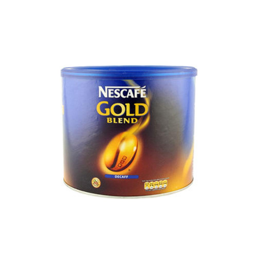Nescafe Gold Blend Decaf 500g 00230