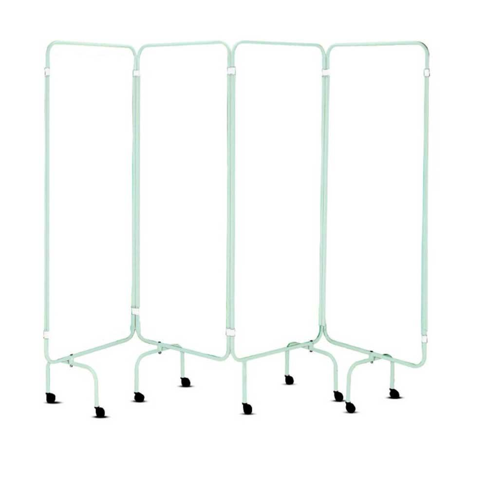 Sidhil Four Panel Screen Frame - White