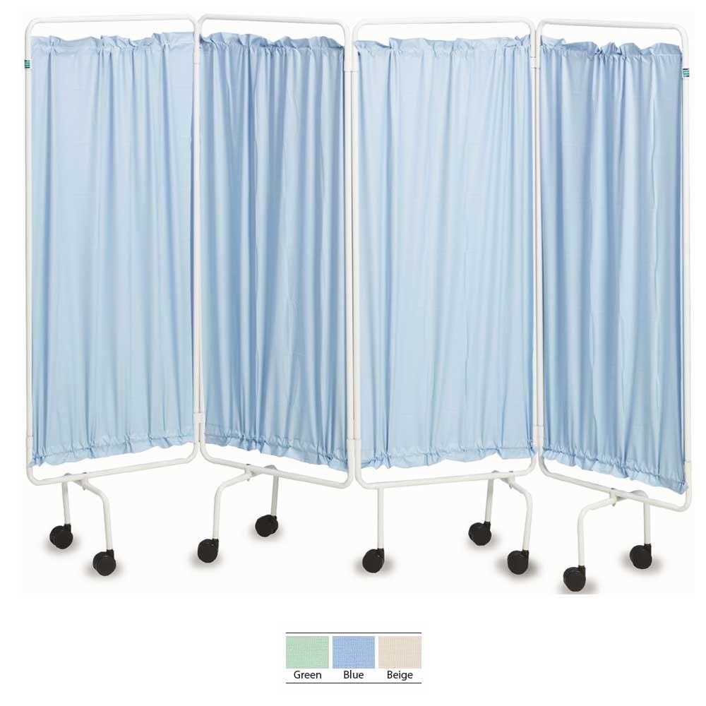 Sidhil Polyester Screen Curtains Beige x 4