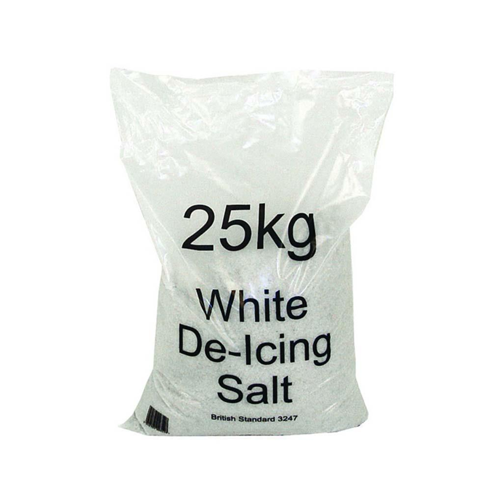 White Rock Salt - 25kg