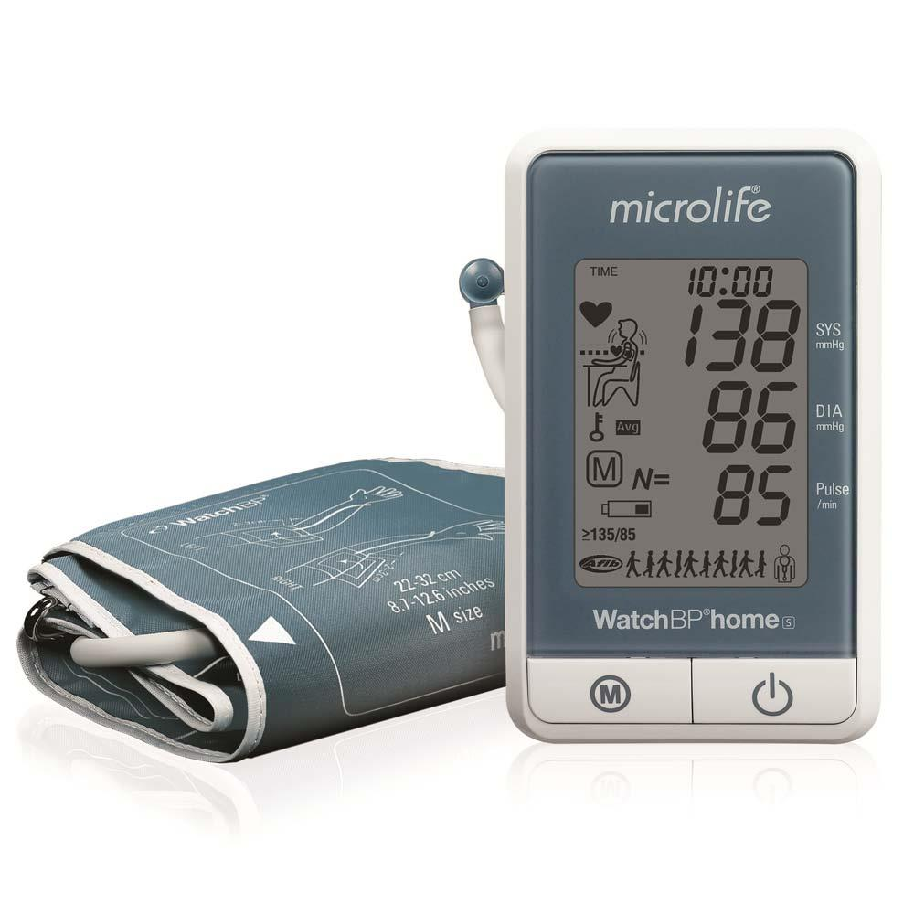 WatchBP Microlife Home Blood Pressure Monitor Home A BP Monitor