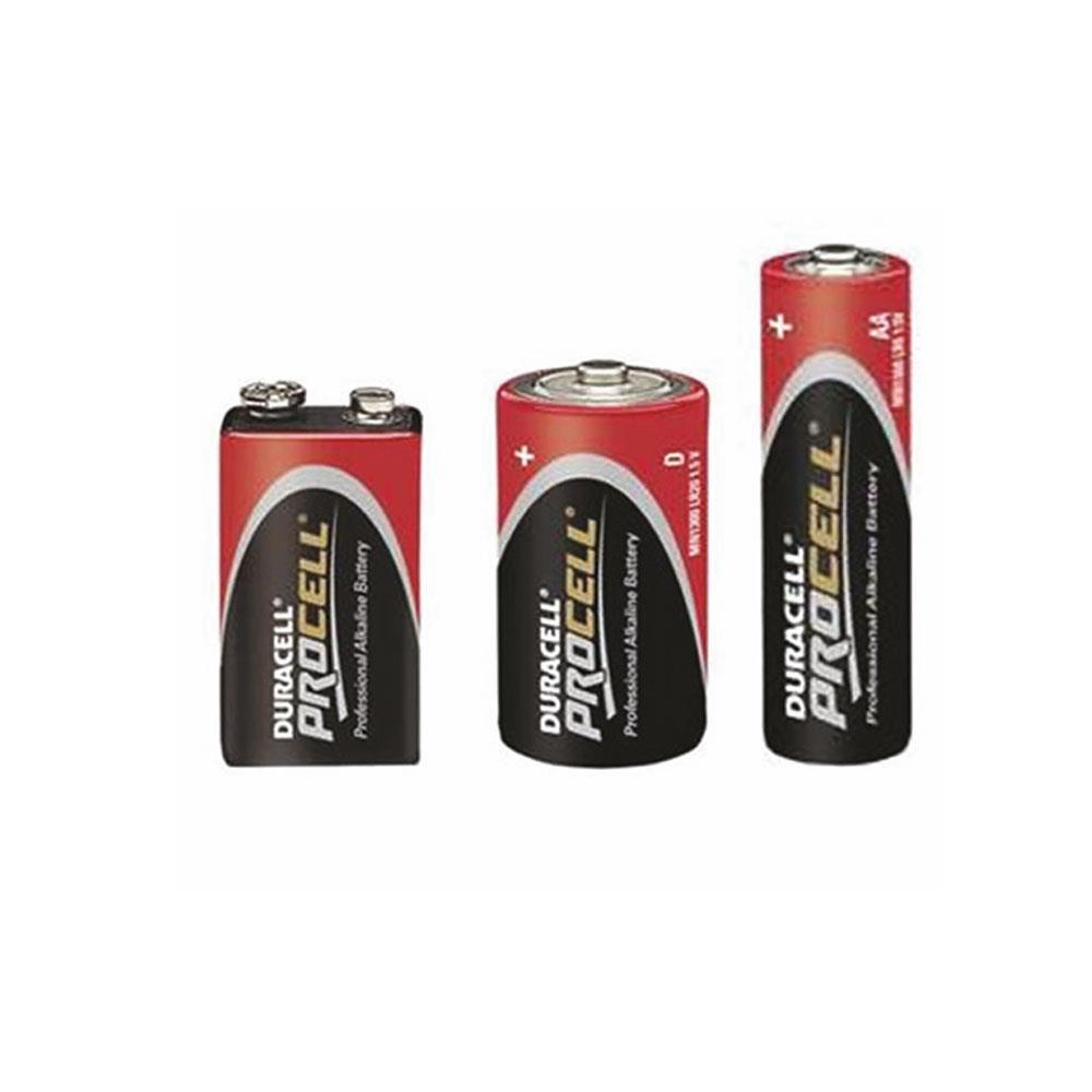 Duracell Procell Batteries AA x 4