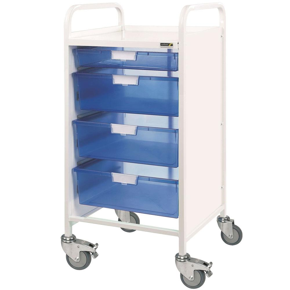 Sunflower Vista 55 Trolleys 4 Trays