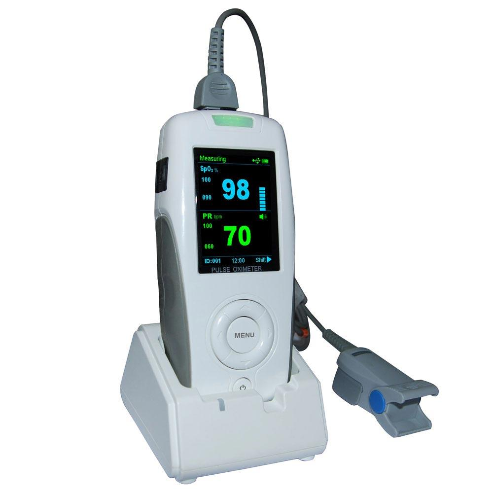 ChoiceMMed Handheld Pulse Oximeter With Adult Probe