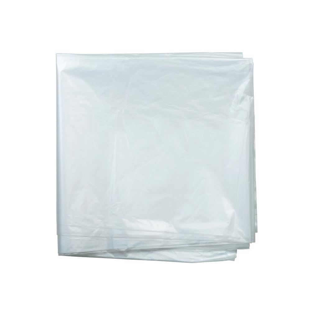 "White Bin Liners Heavy Duty Swing Bin Liners x 10rolls of 50 (13x23x30"")"