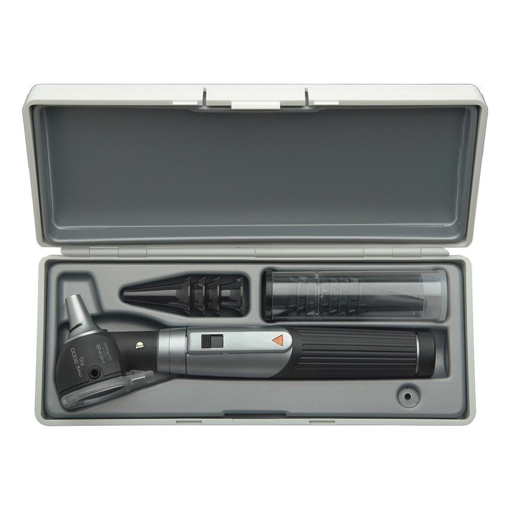 Heine Mini 3000 FO Otoscope in Hard Case