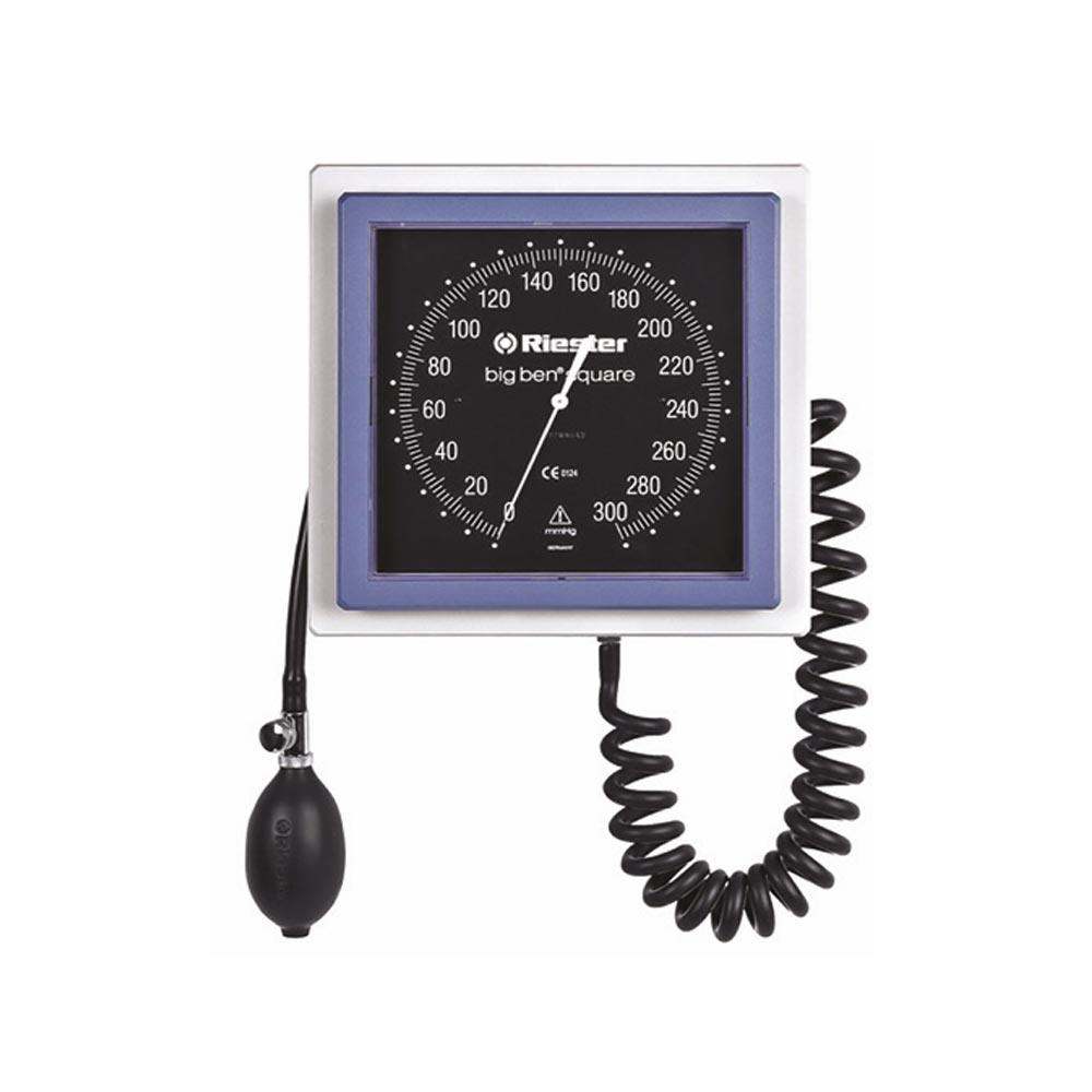Riester Big Ben Square Sphygmomanometers Square With Mobile Stand