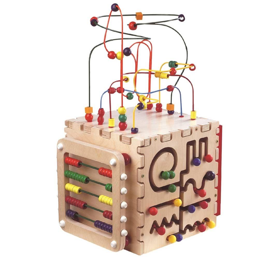 Deluxe Mini Play Cube