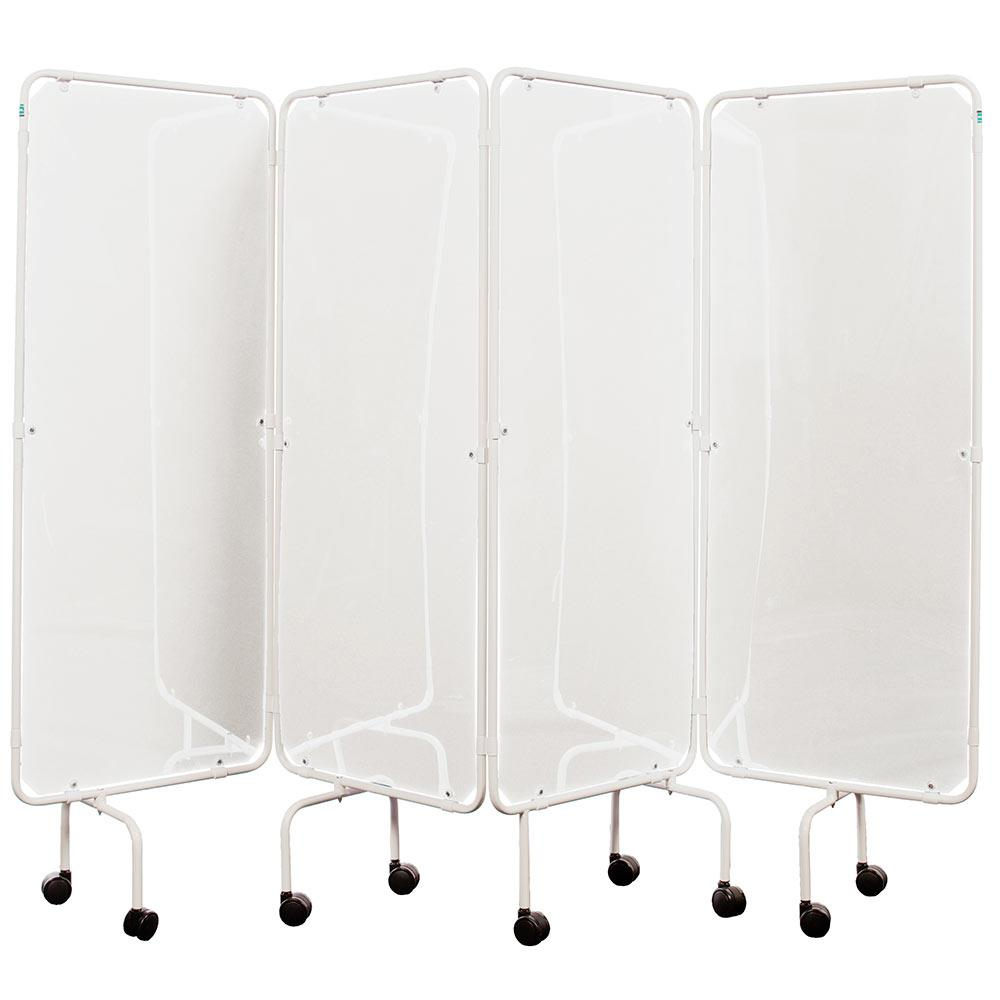 Doherty Ward Panel Screen - White