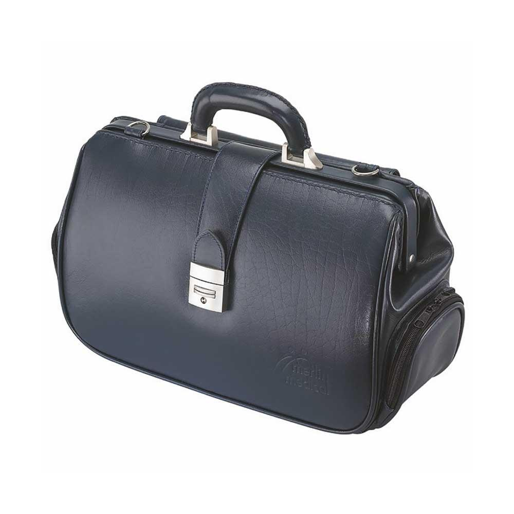 Acton Doctors Bag - Blue