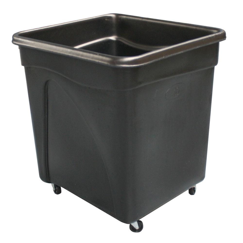 Skips with Castors 660mm x 600mm x 705mm (Black)