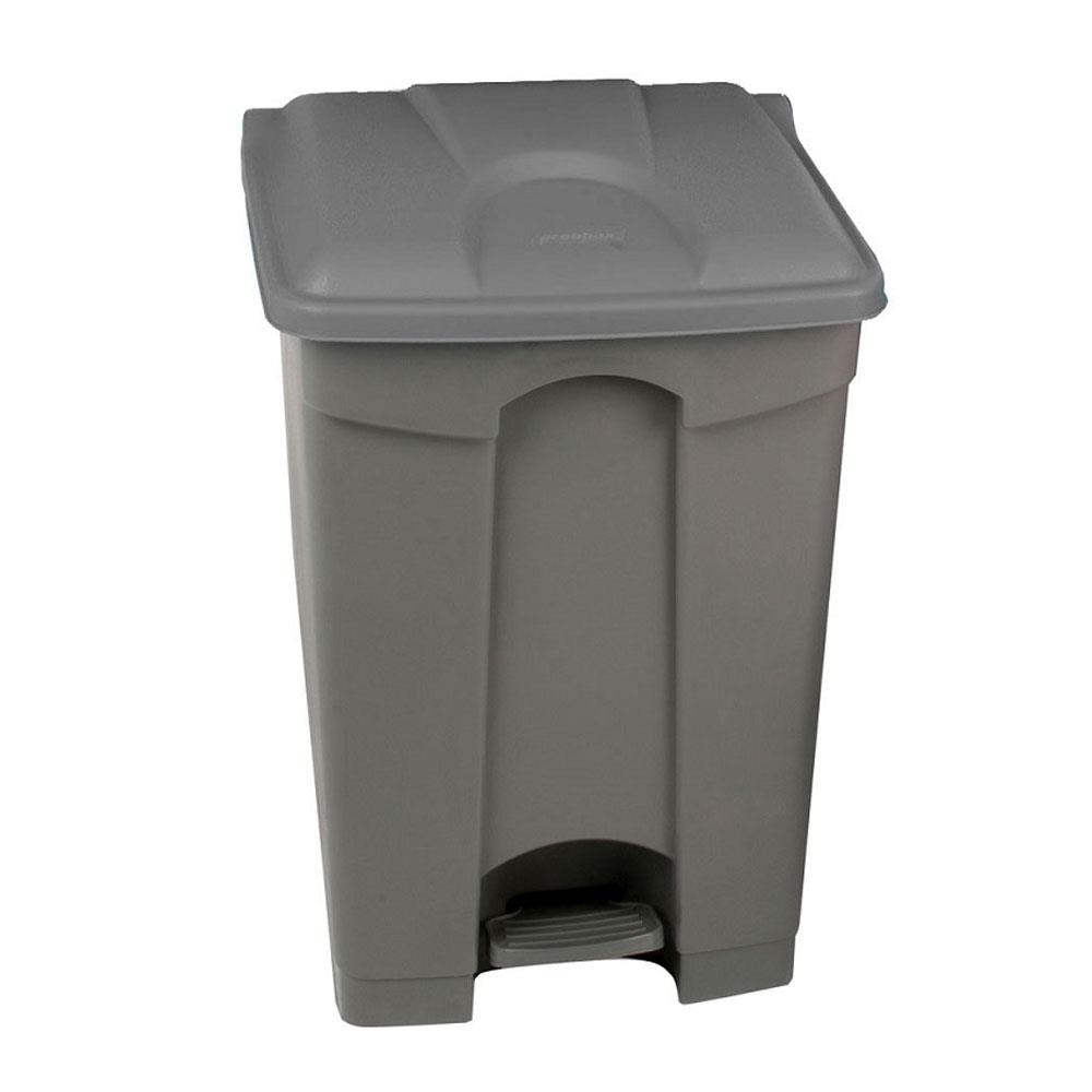 Clinical Waste Pedal Bins - 70 Litres White