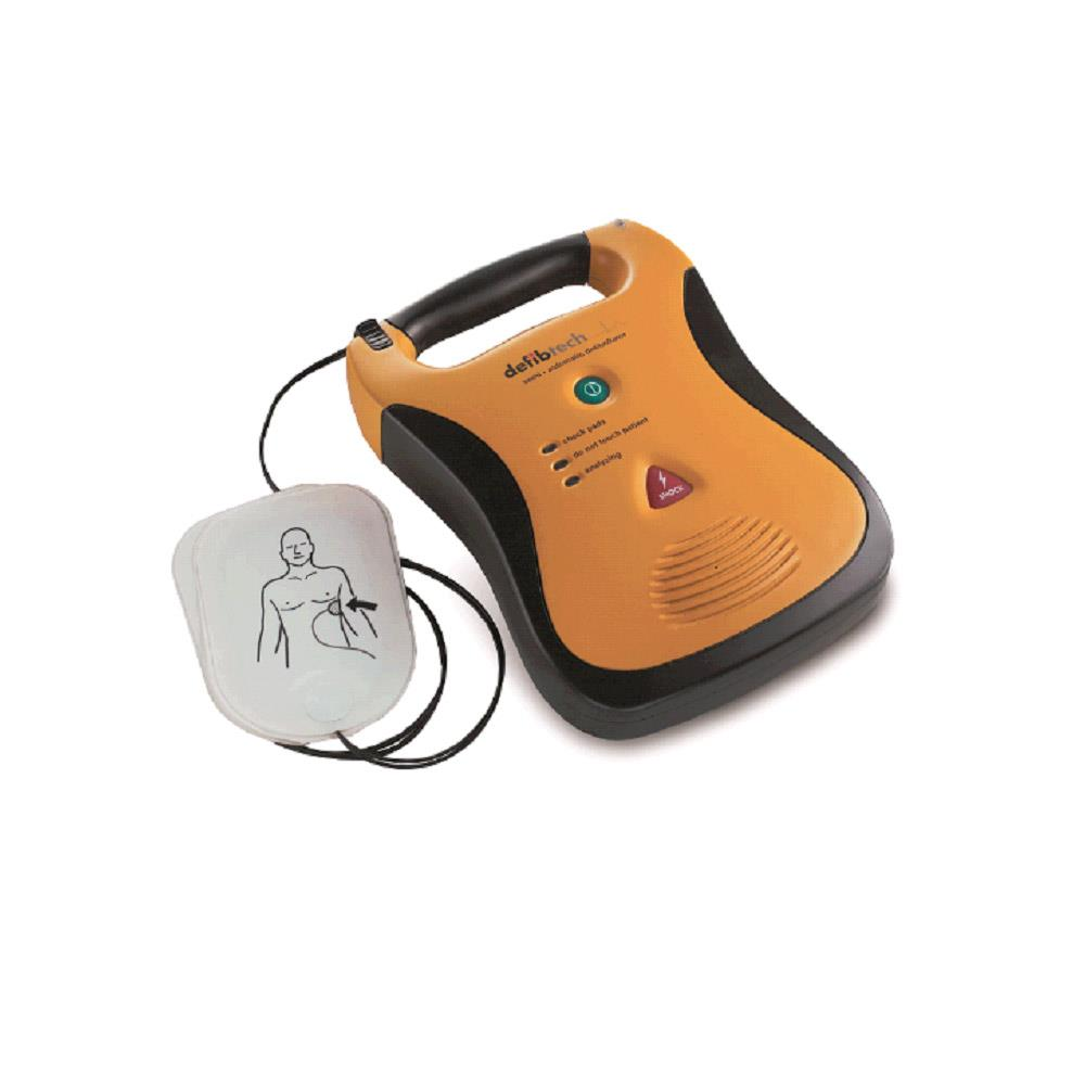 Defibtech AED with 5 year Battery Pack