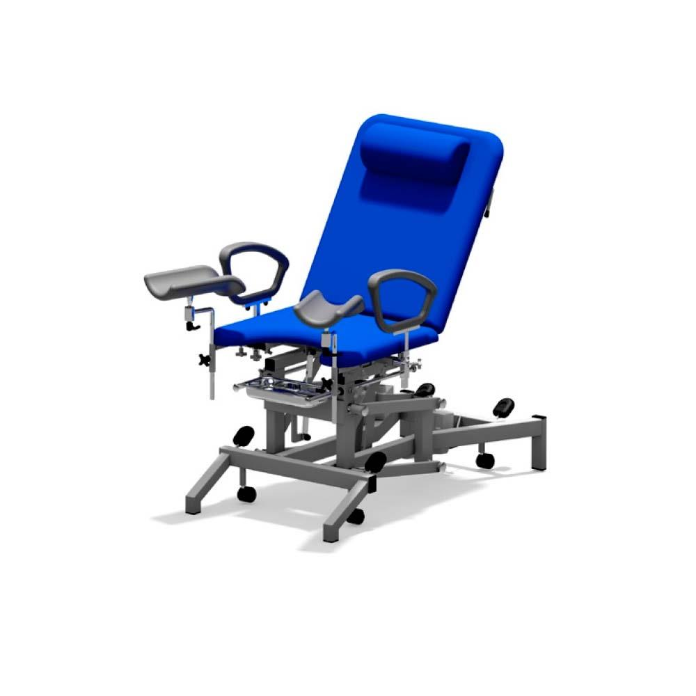 Gynaecology Couch With Knee Supports Surgery Express