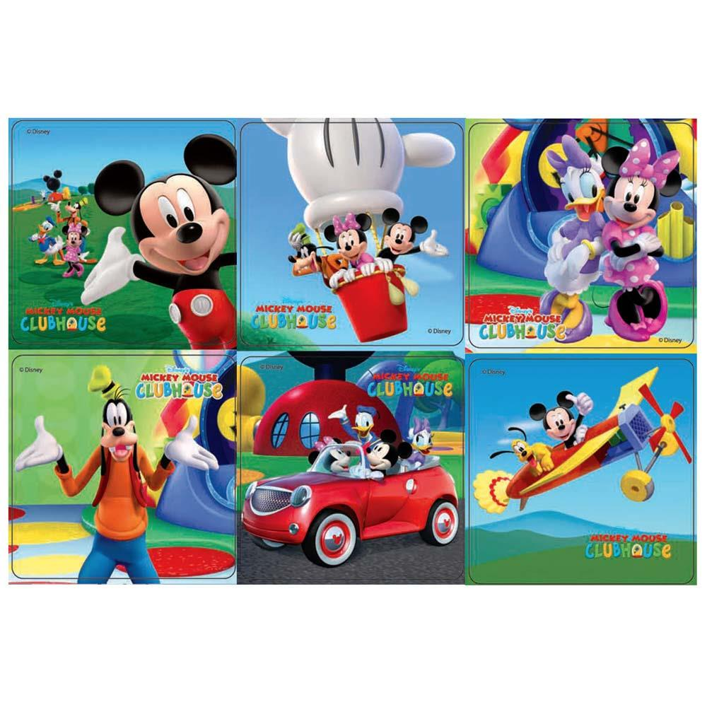 Mickey Mouse Stickers x 100