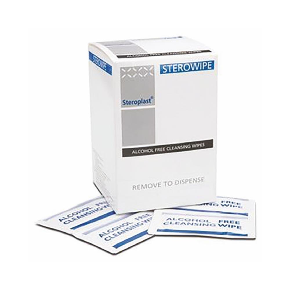 Sterowipes Alcohol Free Wipes x 100