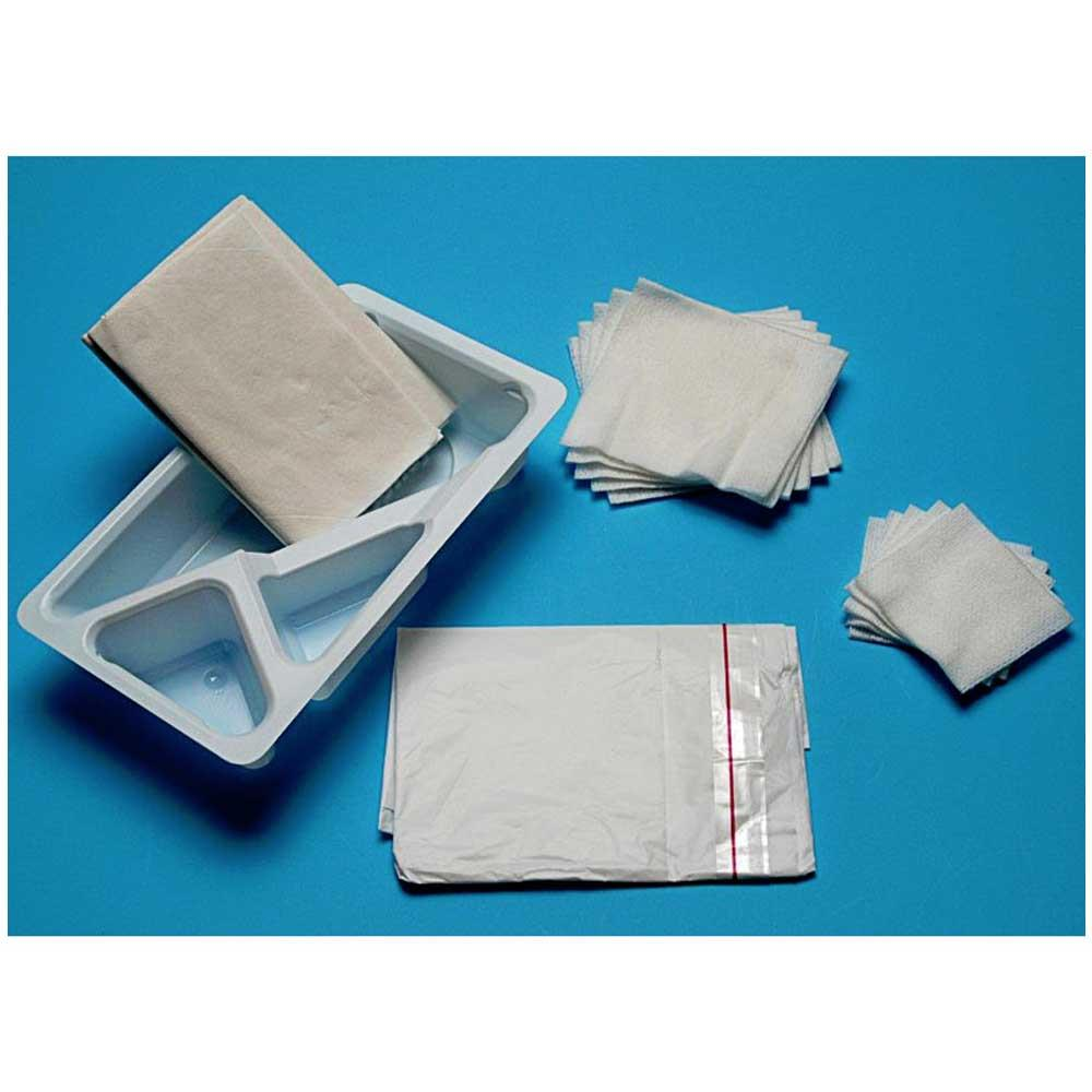 Wound Cleansing Dressing Pack x 50