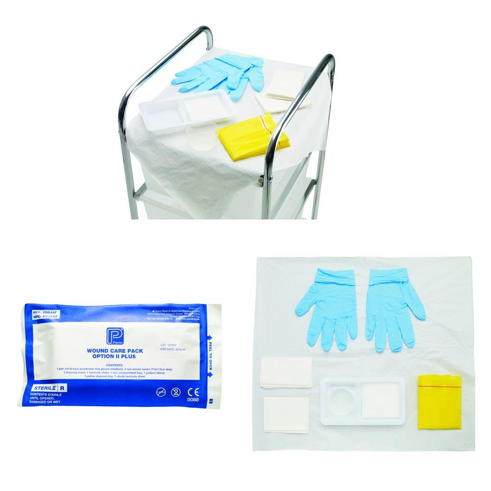 Wound Care Pack Option 2 Plus x 50