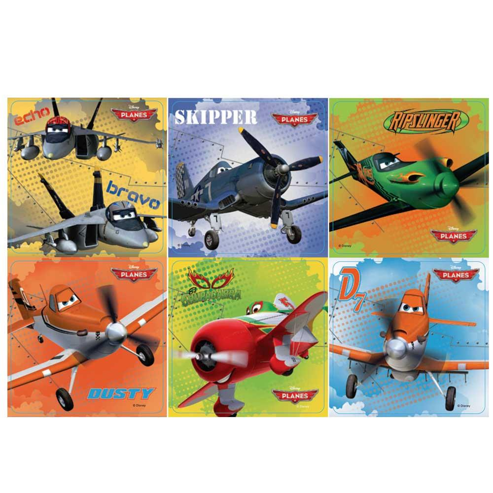 Disney Planes Stickers x 100